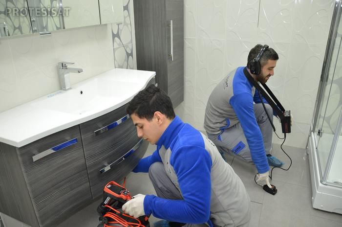 lavabo tıkanıklığı açma